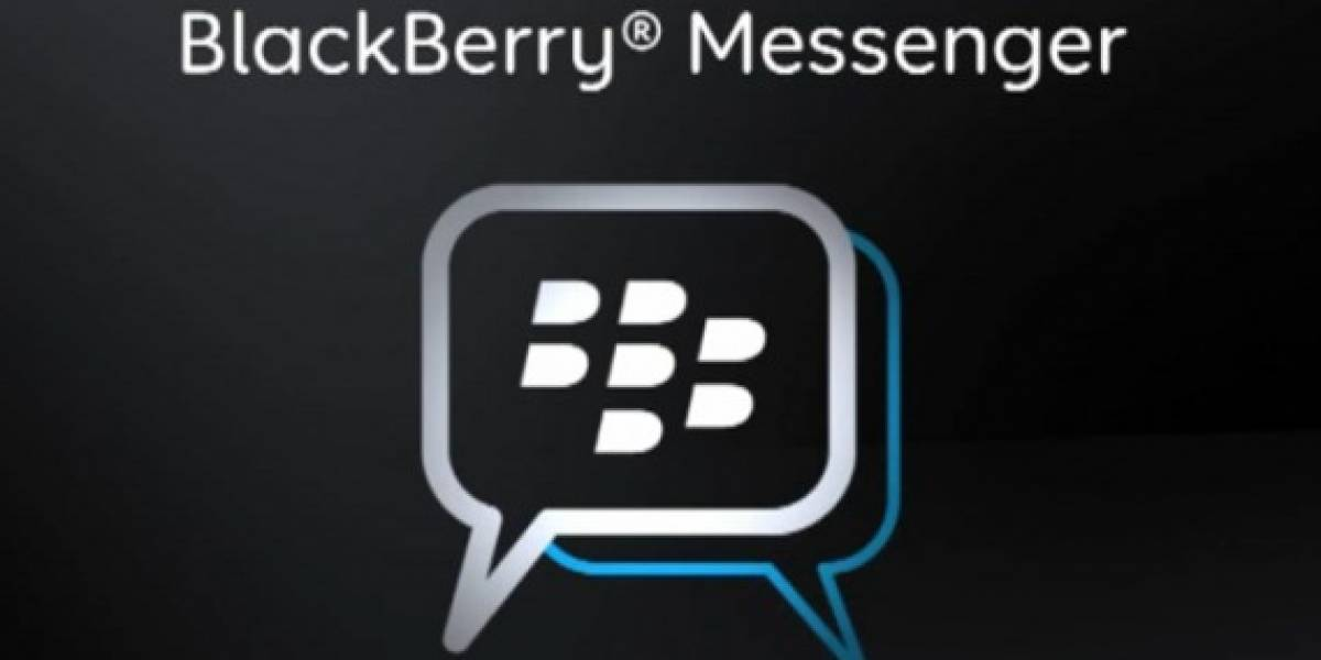 RIM Libera la Sexta Versión del BlackBerry Messenger a su App World