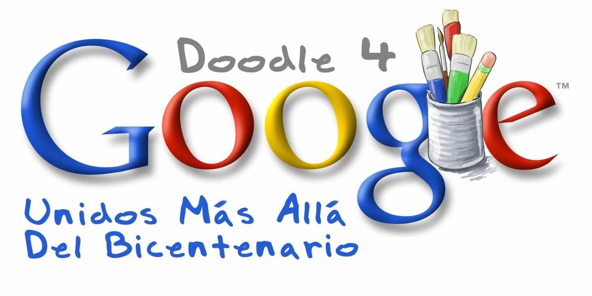 Google invita a niños de Argentina, Chile, Colombia y México a dibujar su logo