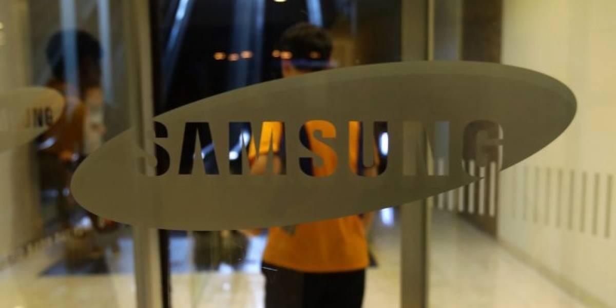 Aparece una nueva patente del teléfono plegable de Samsung