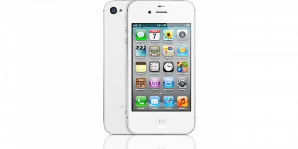 Estos son los precios del iPhone 4S sin contrato