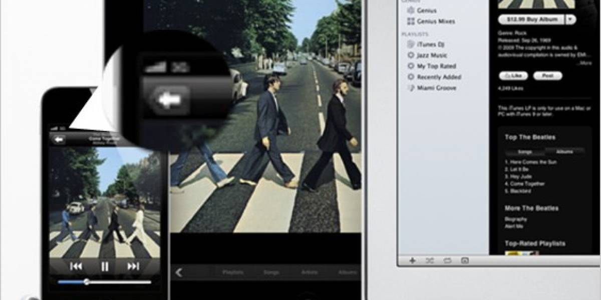 ¡No puede ser!: El diseñador de Apple crea el iPod Touch 3G