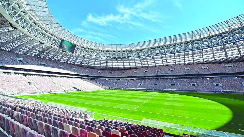 Situación: Listo. Fue inaugurado a finales del año pasado en un amistoso de Rusia contra Argentina