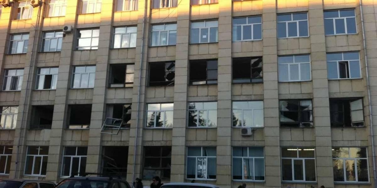 La aleatoria destrucción causada por meteorito en Rusia habría sido por infrasonidos