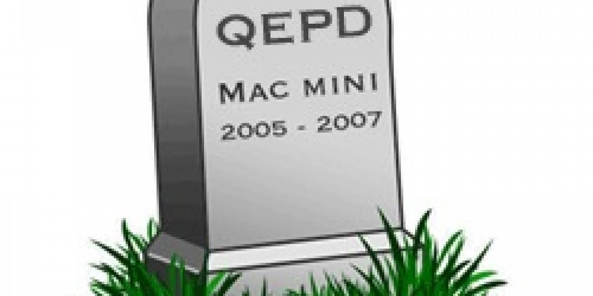 ¿Mac mini morirá?