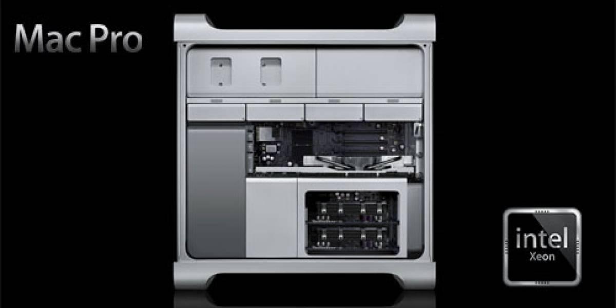 Nuevo Mac Pro: 8 cores en tu escritorio