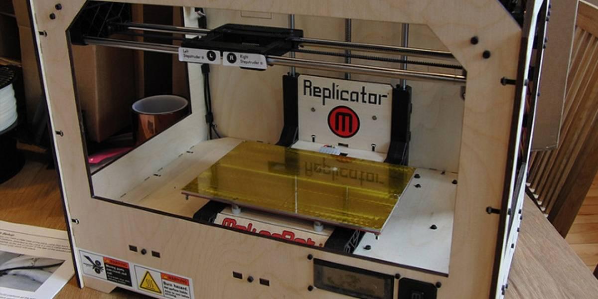 MakerBot elimina las partes de armas imprimibles en 3D de su archivo