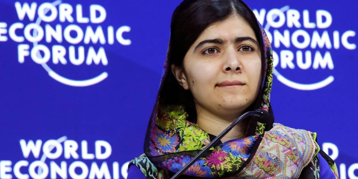 Malala diz que 'pessoas como Trump' causam 'desapontamento'