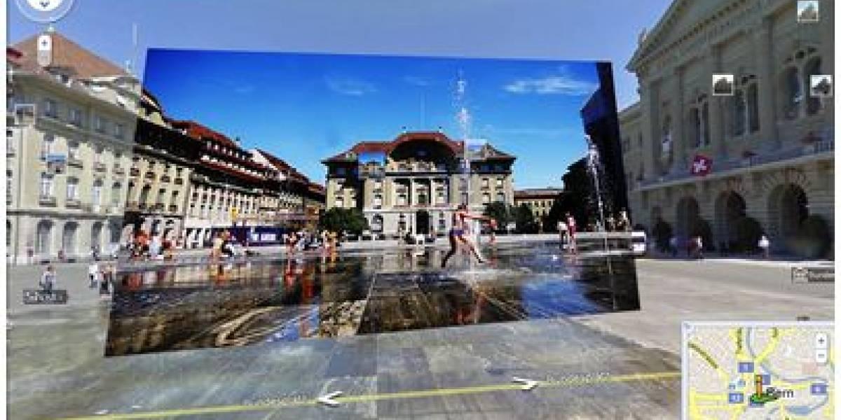 Google integra fotos de usuarios en su Street View