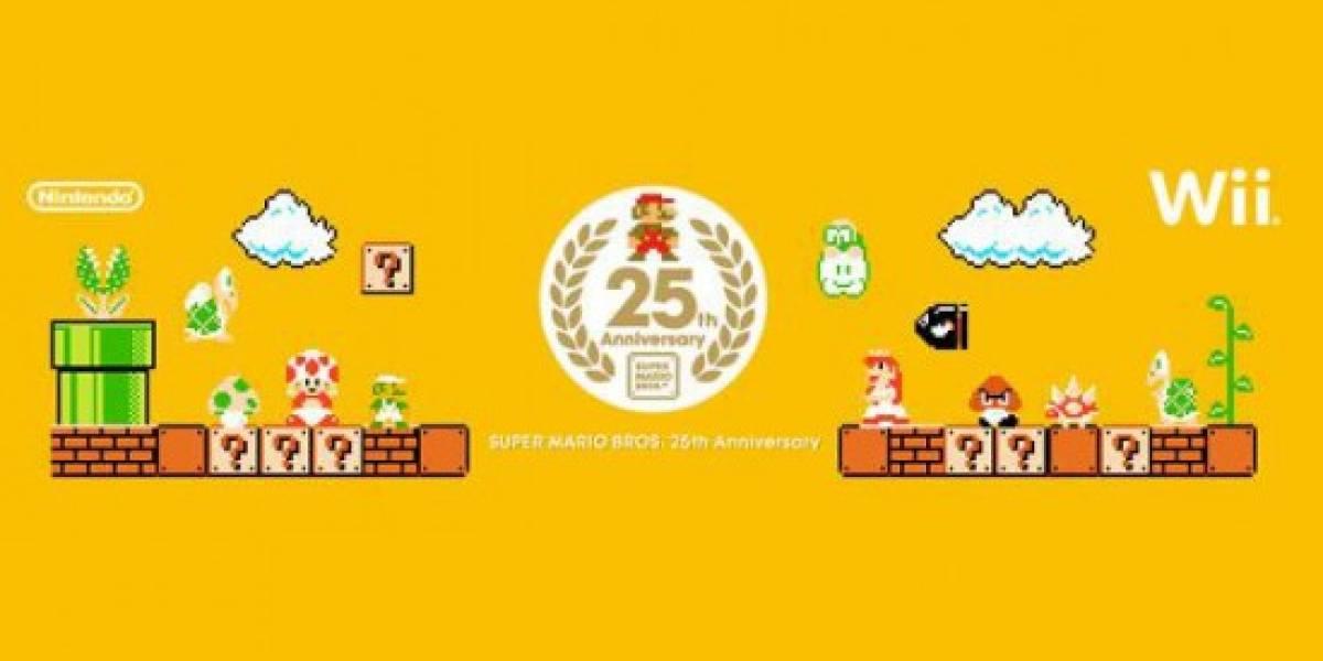 Versión americana de Super Mario All Stars aparecerá muy pronto