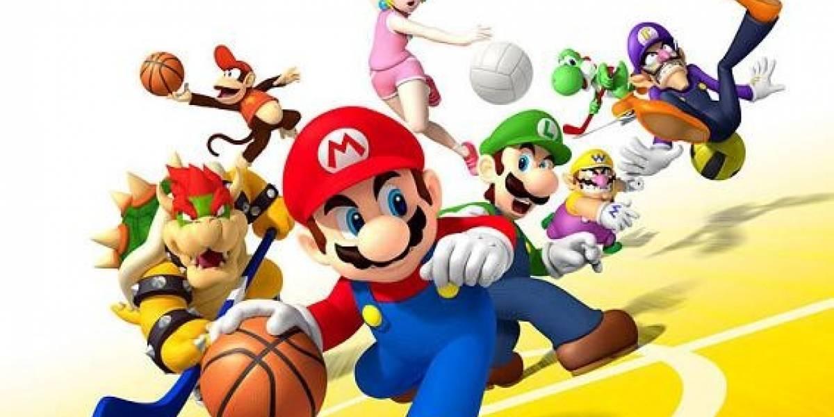 Habemus Fecha para Mario Sports Mix