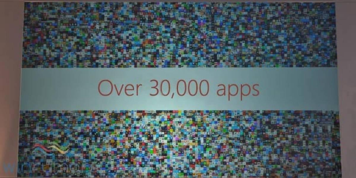 Marketplace llega a 30.000 apps disponibles
