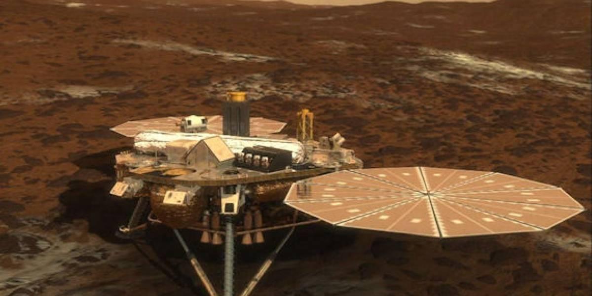 La NASA dará a Mars Phoenix una última oportunidad