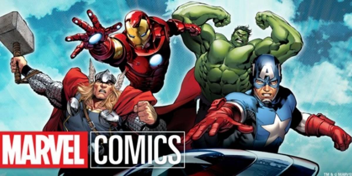 Marvel Comics aterriza en el Android Market