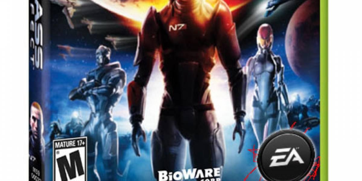 EA se come Mass Effect de postre