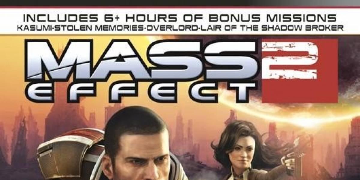 Habemus Fecha de lanzamiento para Mass Effect 2 de PS3