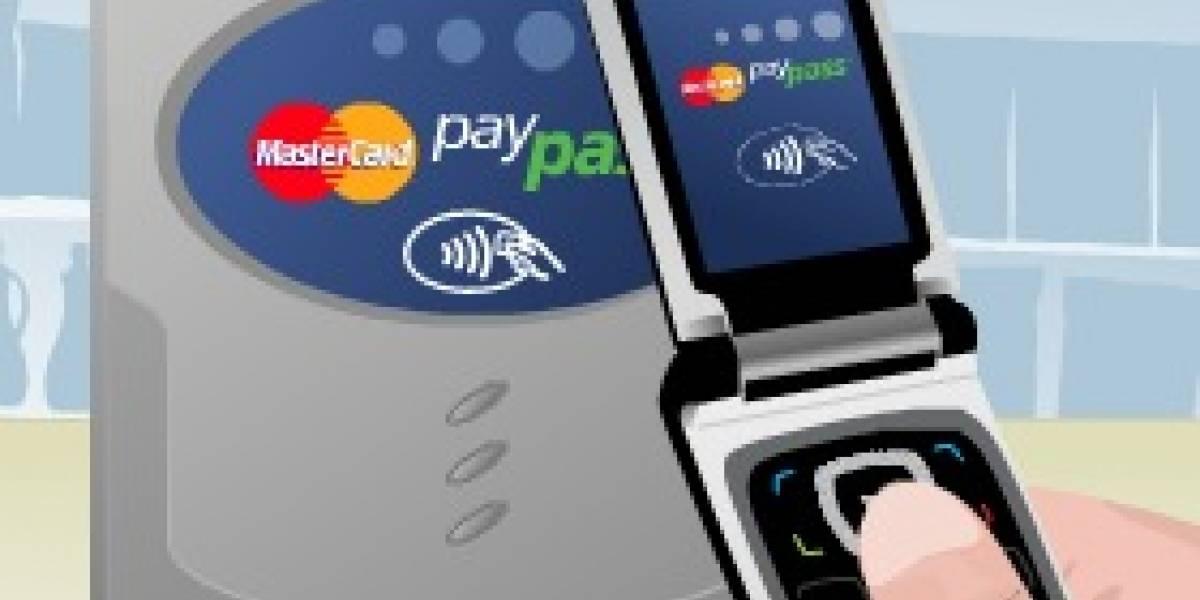 MasterCard realiza pruebas para pago con móviles