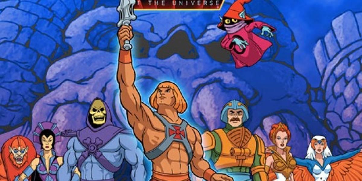 THQ y Mattel firman acuerdo multianual que incluye derechos de He-Man