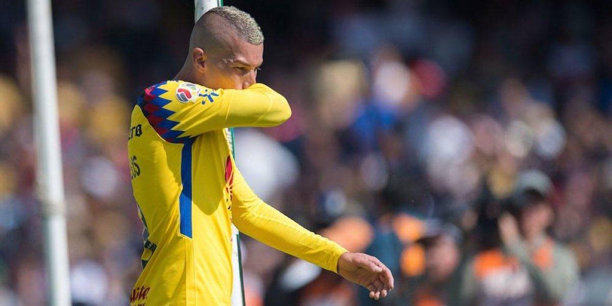 Comisión de Apelaciones mantiene castigo a Mateus Uribe