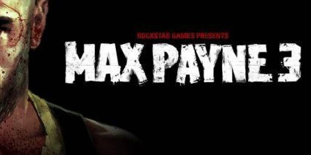Futurología: Max Payne 3 quedaría para 2012