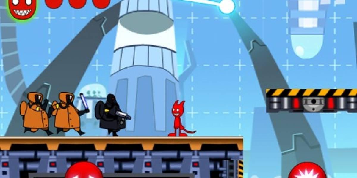 Twisted Pixel Games acusa a Capcom de robar el concepto de Splosion Man