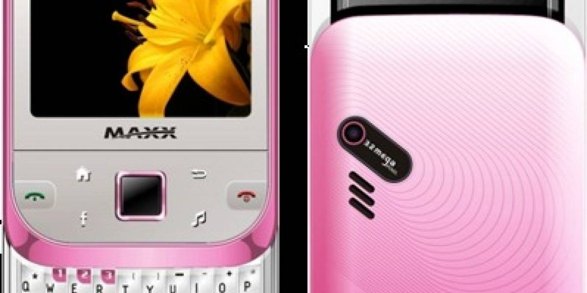 India: Maxx Vista MS502, sólo para chicas