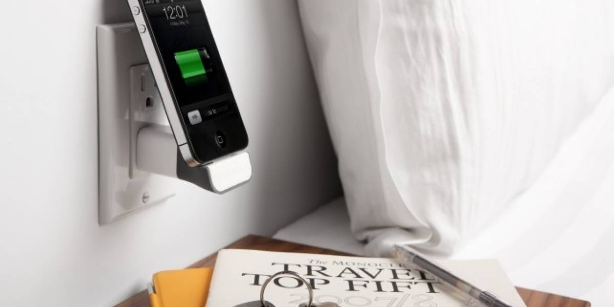 MiniDock deshace la dictadura de los cables de tu iPhone