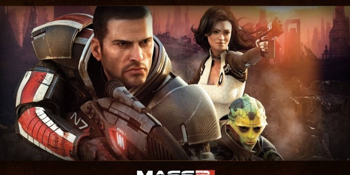 Electronic Arts y FUNimation preparan filme animado de Mass Effect