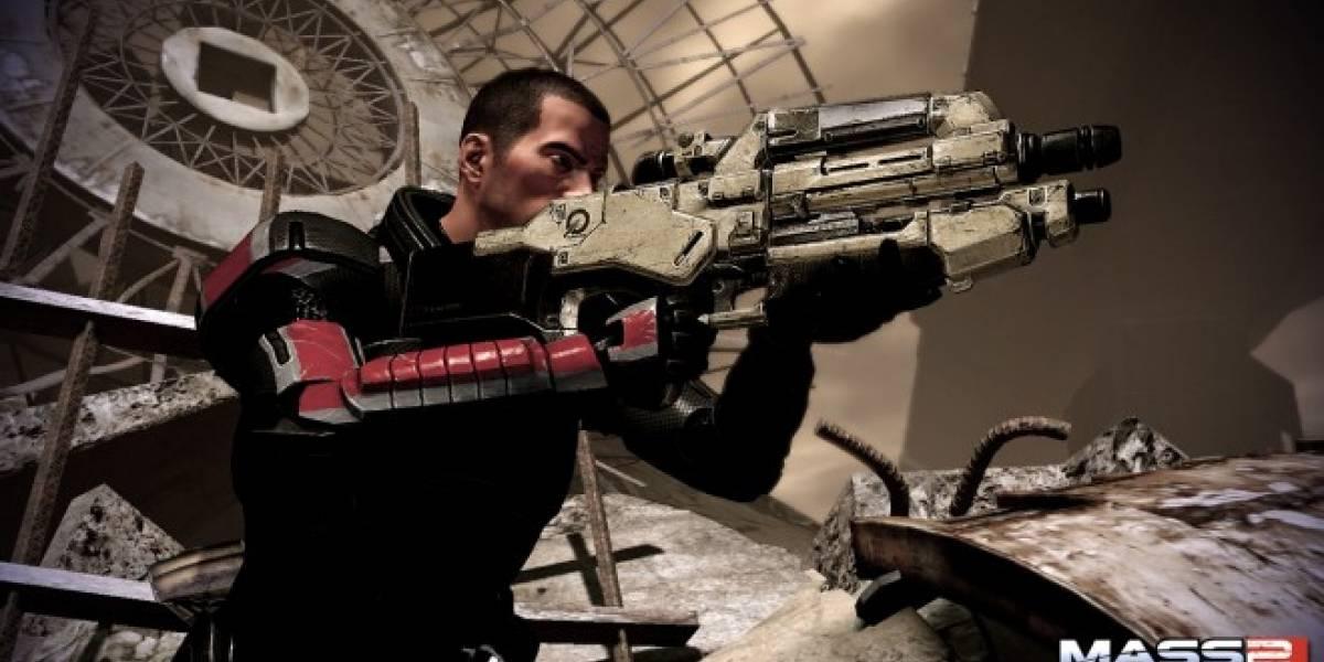 Estadísticas interesantes de Mass Effect 2 y su influencia en ME3