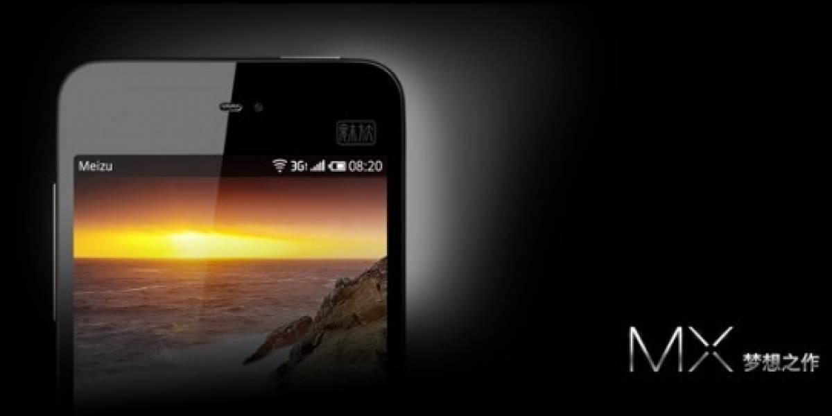 Meizu anuncia lanzamiento del primer smartphone con procesador quad-core
