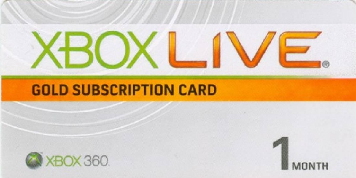 Microsoft justifica la subida de precio de Xbox Live