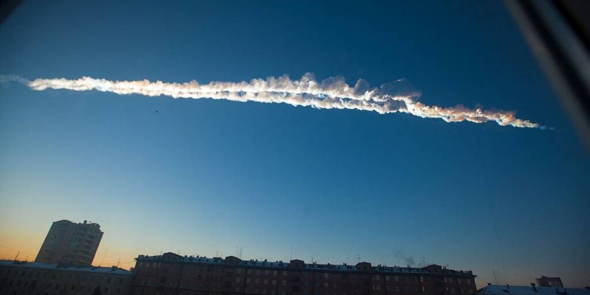 Agencia Espacial Europea asegura que el meteorito que cayó en Rusia no tiene relación con el asteroide DA14