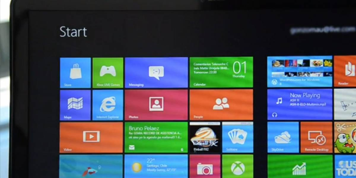 """Microsoft cambiará el nombre """"Metro"""" para Windows 8 por problema con la marca"""