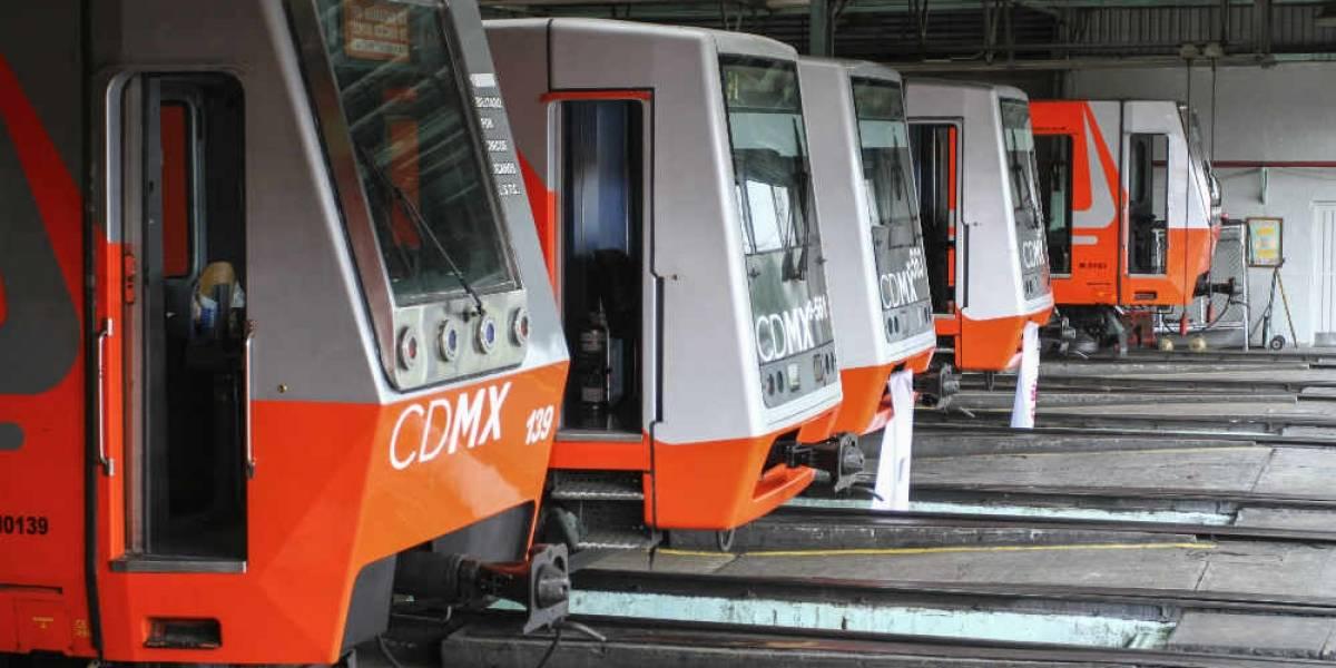 En julio el Metro estrenará tren nuevo para la Línea 1