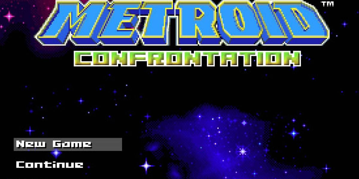 DoctorM64 presenta Metroid Confrontation v2 para descargar