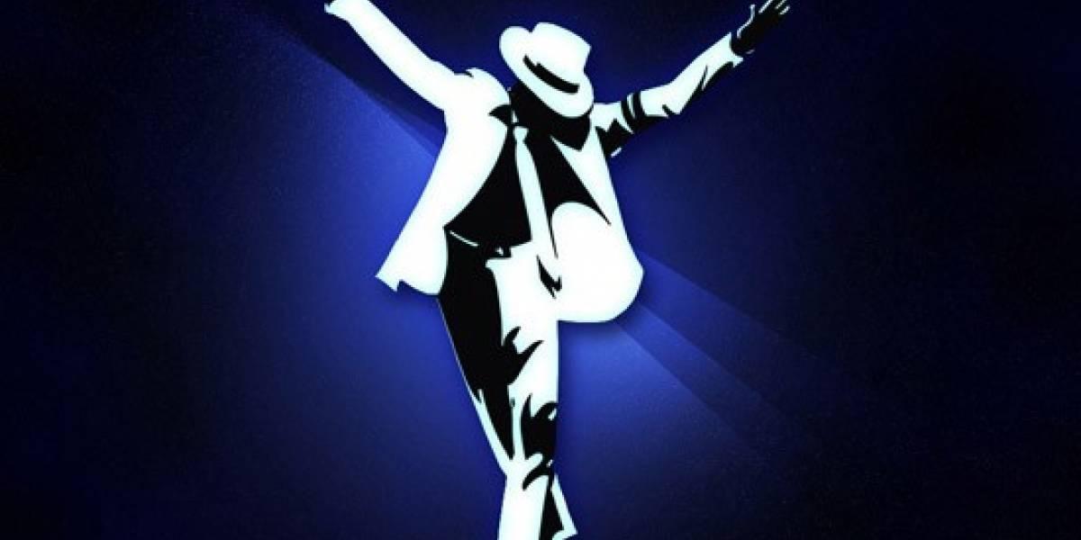 Bailando como el rey del pop en Michael Jackson: The Experience para Kinect