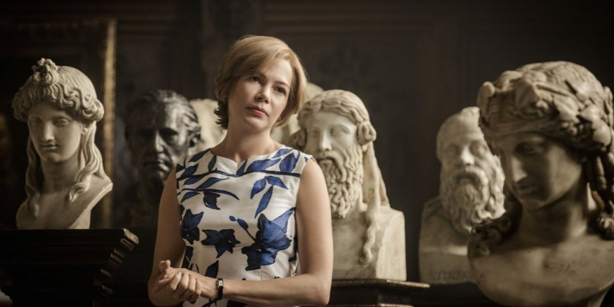 "Michelle Williams habla de la angustia de un secuestro en ""All the Money in the World"""