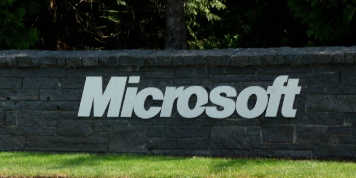 Ganancias de Microsoft bajan ante menores ventas de PCs