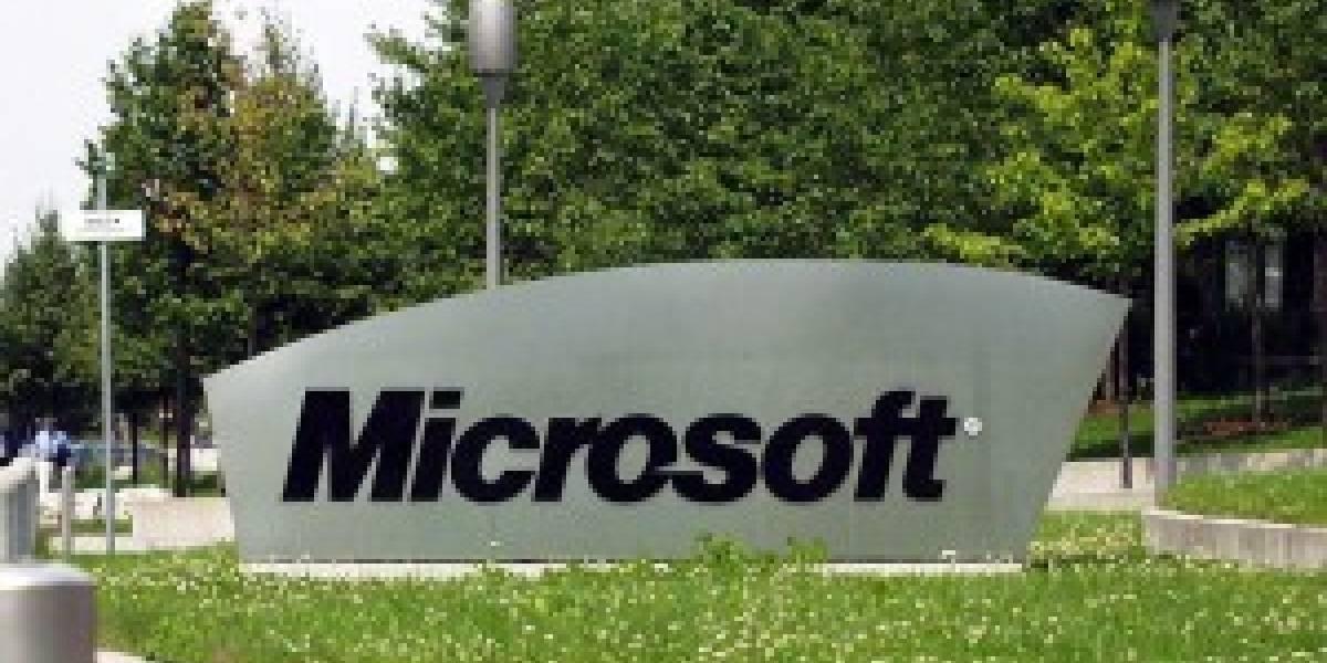 Los ingresos de Microsoft caen por primera vez en su historia