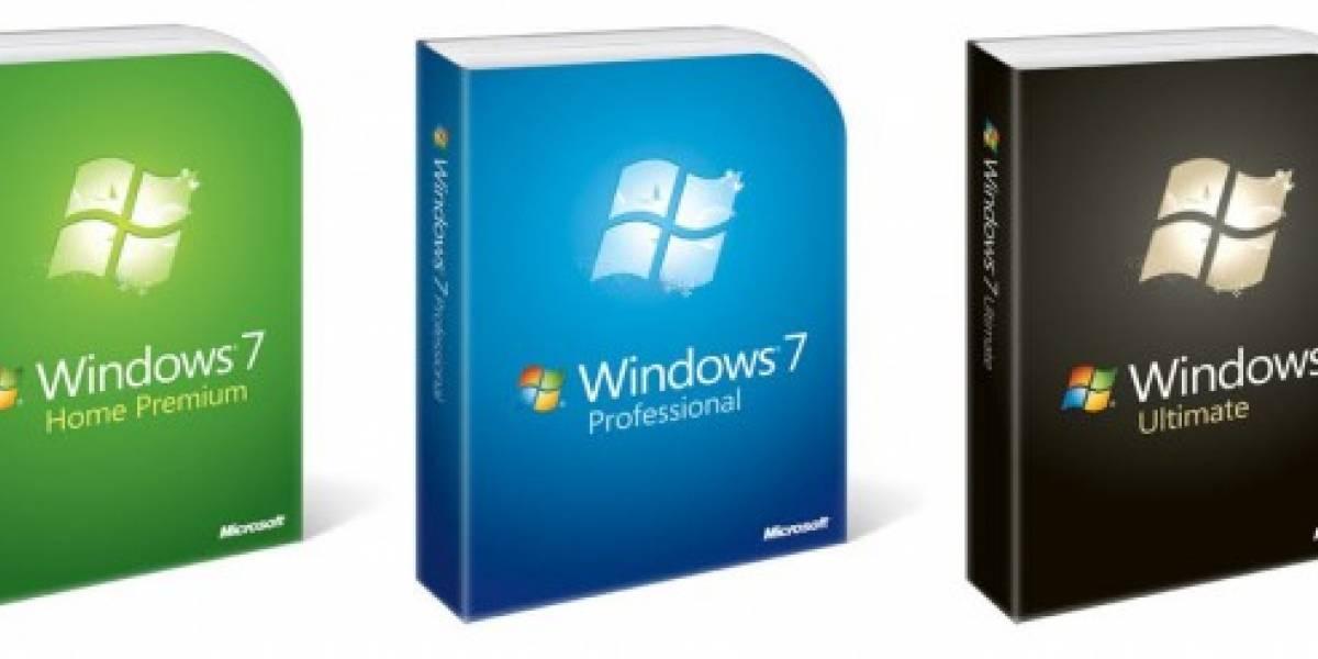 Windows 7 ha vendido 90 millones de copias