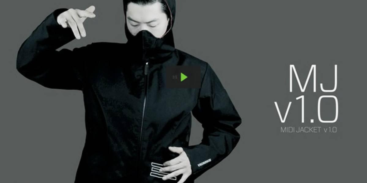 La Midi Jacket v1.0 cumple su meta en Kickstarter