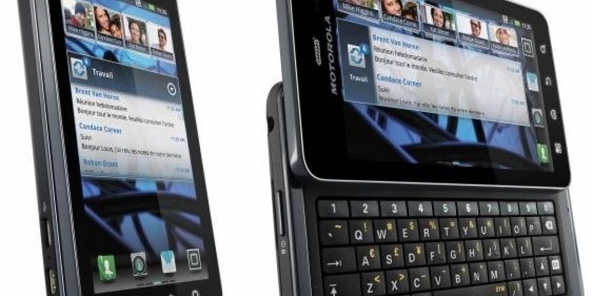 Motorola presenta nuevo Milestone 3 en LatAm {actualizado}