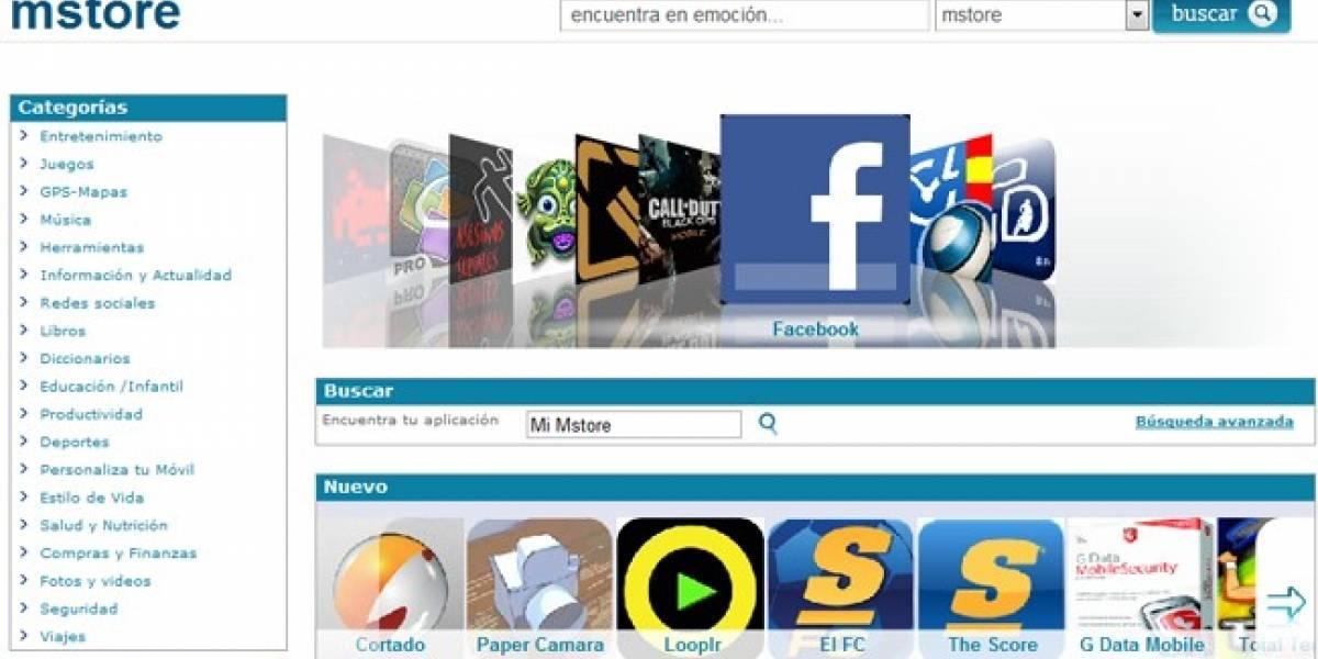 España: Llega Mi Mstore, un servicio multidispositivo de Movistar para gestionar aplicaciones