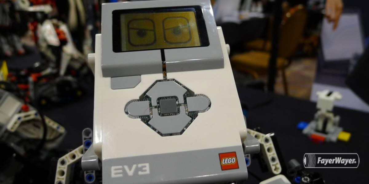 CES 2013: Lego Mindstorms EV3 es la evolución de la robótica educativa