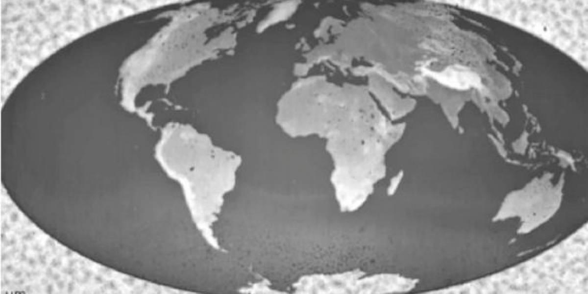 IBM crea el modelo tridimensional de la tierra más pequeño del mundo