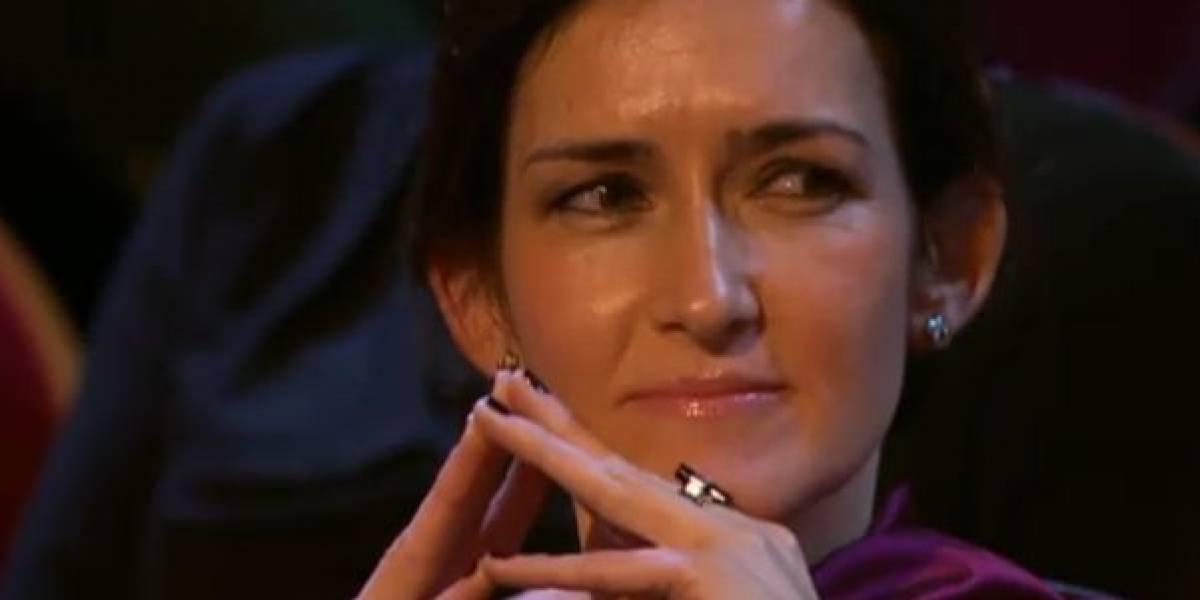 España: Épico discurso de Alex de la Iglesia en los Goya 2011