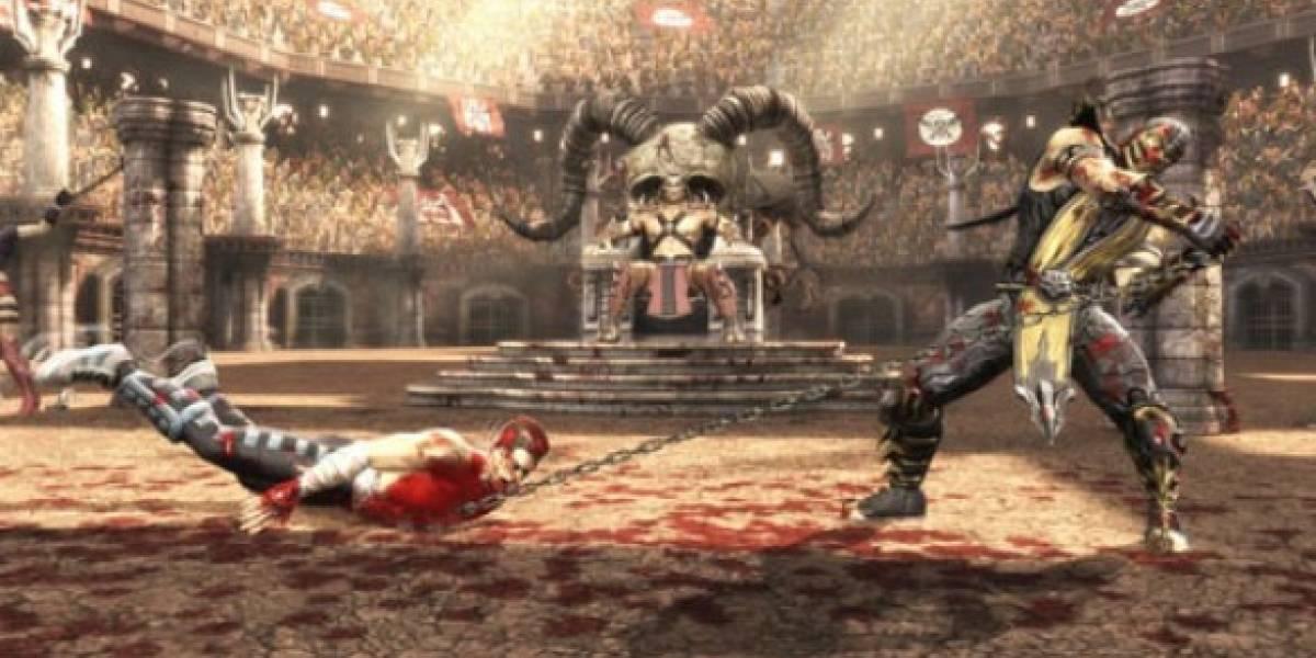 Prohíben venta de Mortal Kombat en Australia