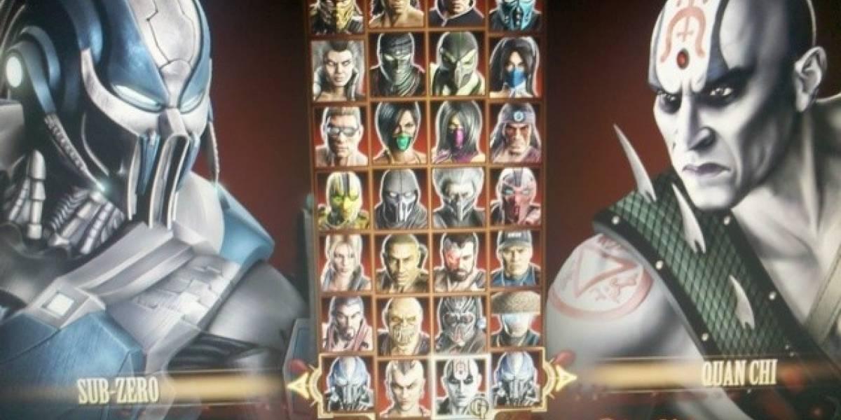 Futurología: este es el roster final de personajes de Mortal Kombat