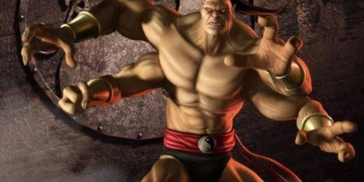 Futurología: Dos viejos conocidos retornan en Mortal Kombat