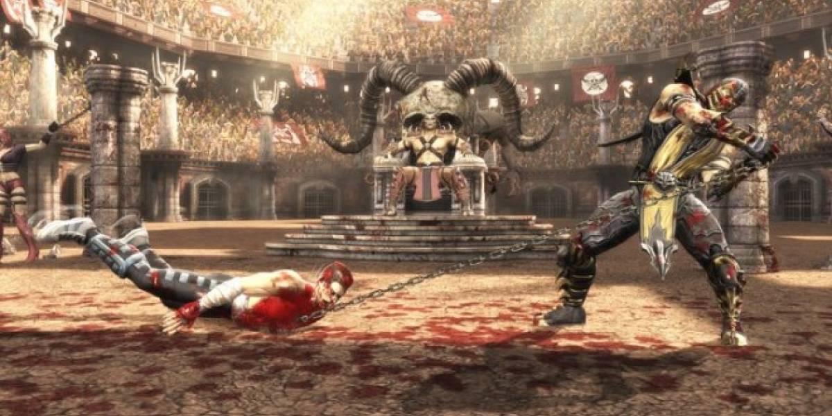 Mortal Kombat llegará durante el próximo mes de Abril