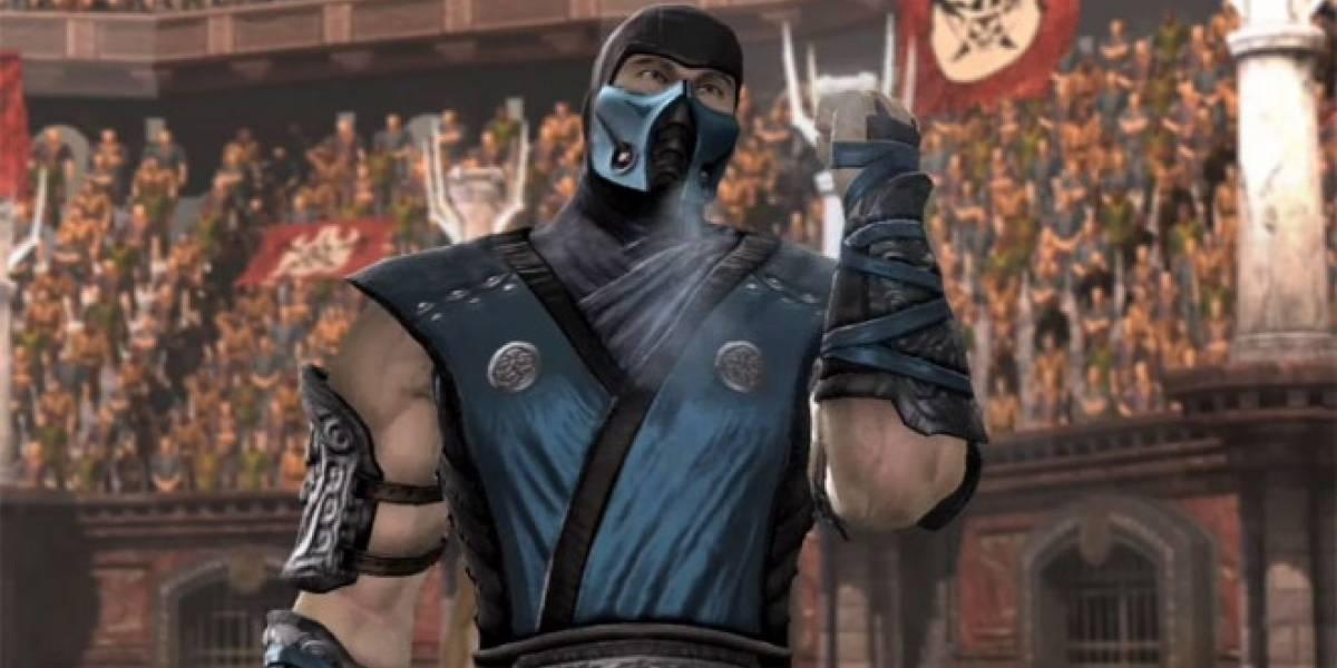 Sub-Zero muestra sus movimientos en el nuevo trailer de Mortal Kombat